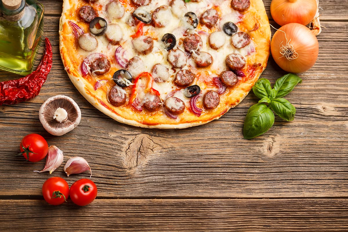 We are opening a New franchise in Miami with new Pizza designs